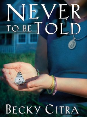 cover image of Never To Be Told