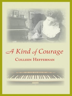 cover image of A Kind of Courage