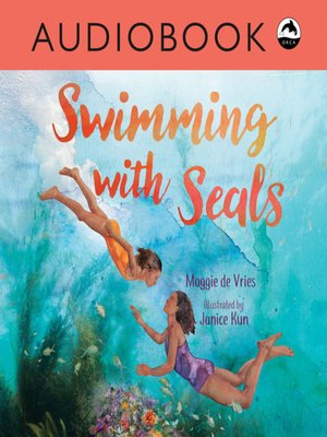 cover image of Swimming With Seals
