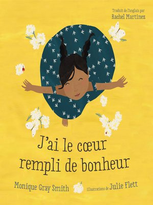 cover image of J'ai le cœur rempli de bonheur
