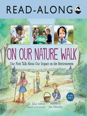 cover image of On Our Nature Walk Read-Along