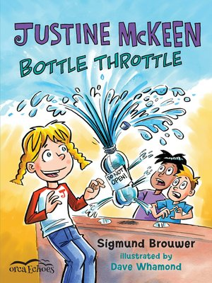 cover image of Justine Mckeen, Bottle Throttle