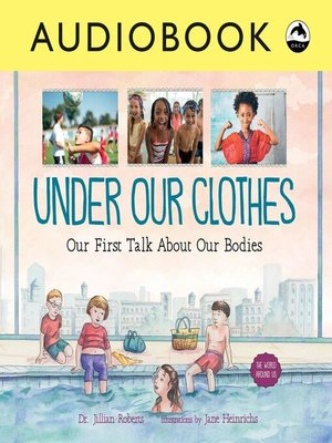 cover image of Under Our Clothes