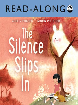 cover image of The Silence Slips In
