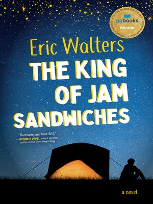 cover image of The King of Jam Sandwiches