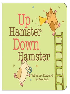 cover image of Up Hamster, Down Hamster
