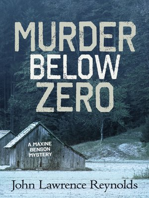 cover image of Murder Below Zero