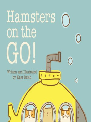 cover image of Hamsters on the Go