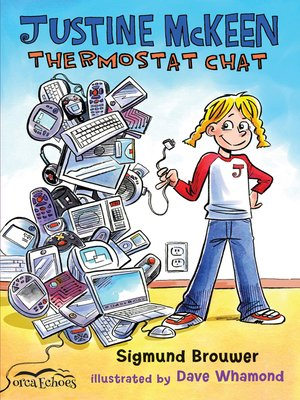 cover image of Justine McKeen, Thermostat Chat