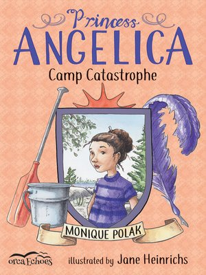 cover image of Princess Angelica, Camp Catastrophe
