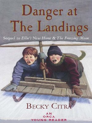 cover image of Danger At The Landings