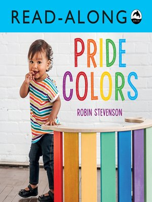 cover image of Pride Colors Read-Along