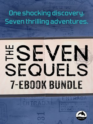 cover image of Seven Sequels Ebook Bundle