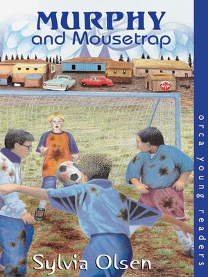cover image of Murphy & Mousetrap