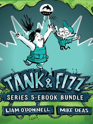 cover image of Tank & Fizz Series, Books 1-5