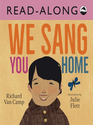 cover image of We Sang You Home