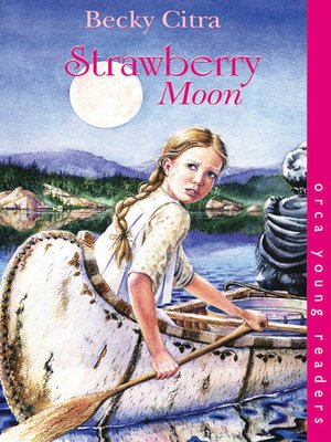 cover image of Strawberry Moon