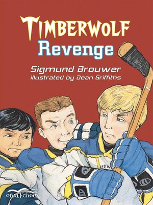 cover image of Timberwolf Revenge