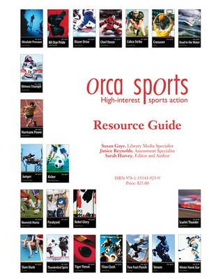 cover image of Orca Sports Resource Guide