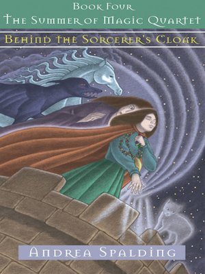 cover image of Behind the Sorcerer's Cloak