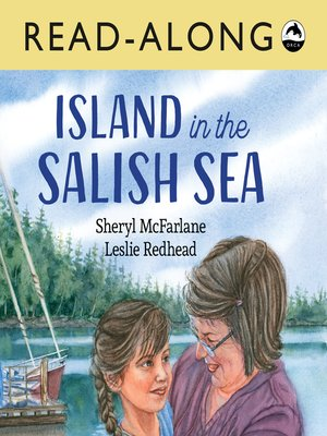 cover image of Island in the Salish Sea Read-Along