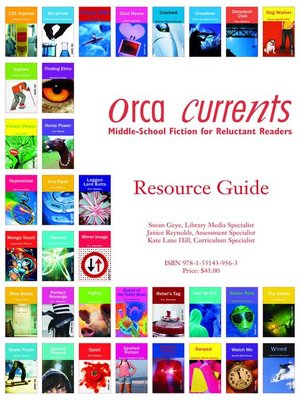 cover image of Orca Currents Resource Guide