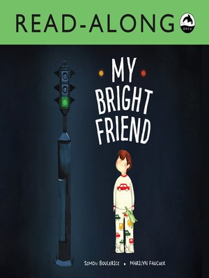 cover image of My Bright Friend Read-Along