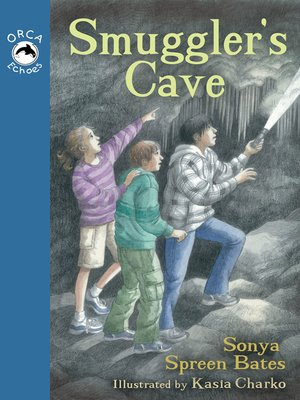 cover image of Smuggler's Cave