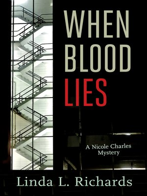 cover image of When Blood Lies