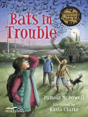 cover image of Bats in Trouble
