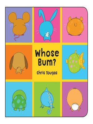 cover image of Whose Bum?