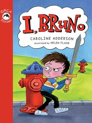 cover image of I, Bruno