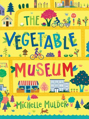 cover image of The Vegetable Museum