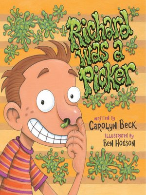 cover image of Richard was a Picker