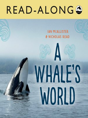 cover image of A Whale's World Read-Along