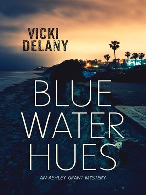 cover image of Blue Water Hues
