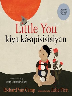 cover image of Little You / Kîya-K'apisîsisîyân