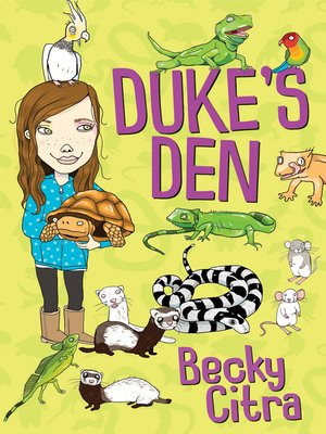 cover image of Duke's Den