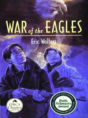 cover image of War of the Eagles
