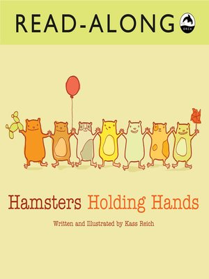 cover image of Hamsters Holding Hands Read-Along