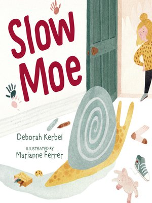 cover image of Slow Moe