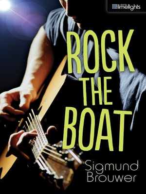 cover image of Rock the Boat