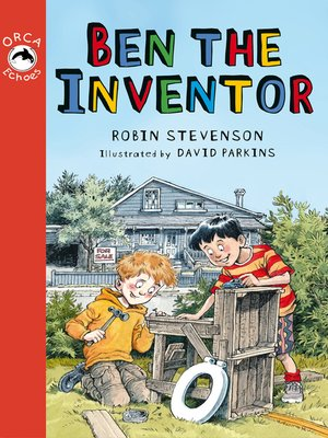 cover image of Ben the Inventor