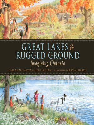 cover image of Great Lakes & Rugged Ground