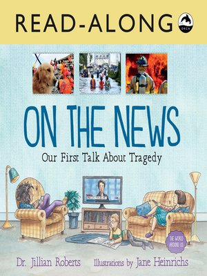cover image of On the News