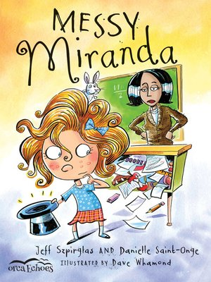 cover image of Messy Miranda