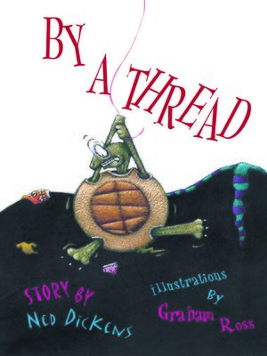 cover image of By A Thread