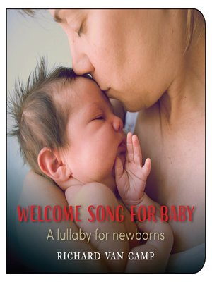 cover image of Welcome Song for Baby
