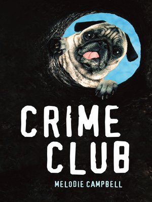 cover image of The Crime Club