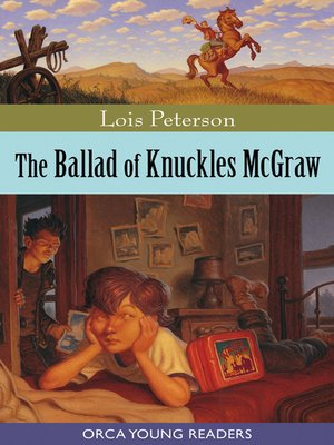 cover image of The Ballad of Knuckles McGraw